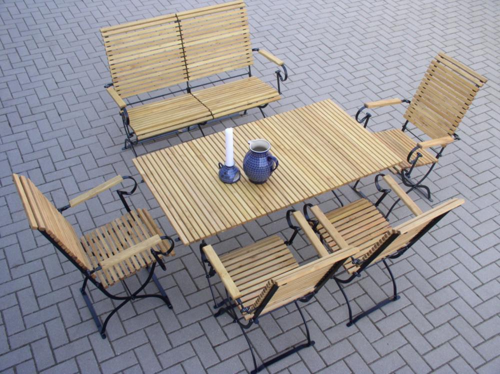 Gartenmoebel Wetterfest Robinie Online Kaufen Iter